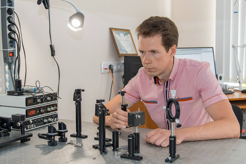 Polytechnic scientists discovered new phenomena in the atom