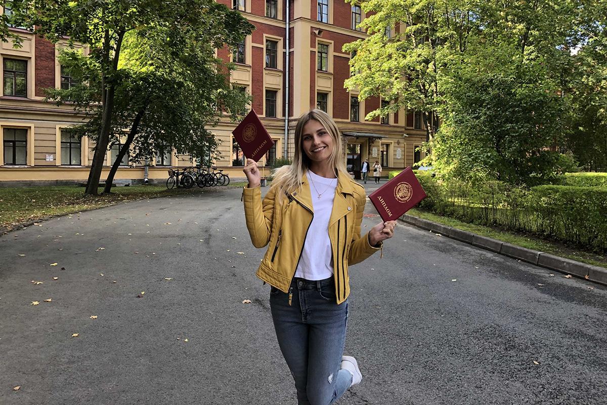 Валентина Темкина: физика – это моё!