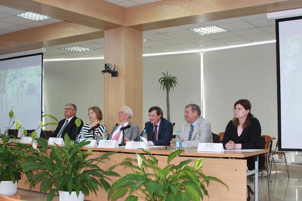 Церемония открытия Международной политехнической летней школы