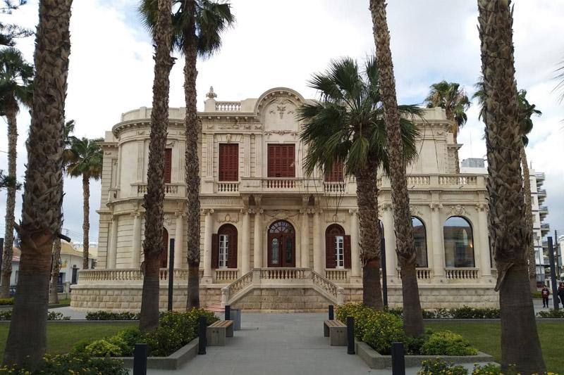 Совместные исследования с университетом Кипра