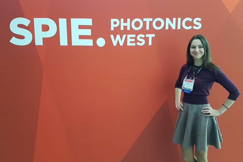 The most prestigious conference on optics SPIE Photonics West was held with the participation of HSAPST