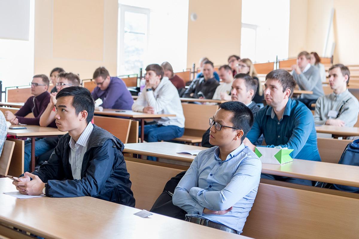 В ИФНиТ состоялась Международная молодежная конференция по электронике, телекоммуникациям и информационным технологиям