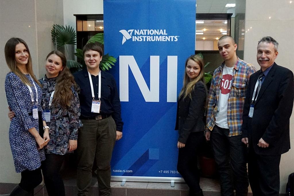 Студенты Политеха – призеры Международной олимпиады по программированию в LabVIEW