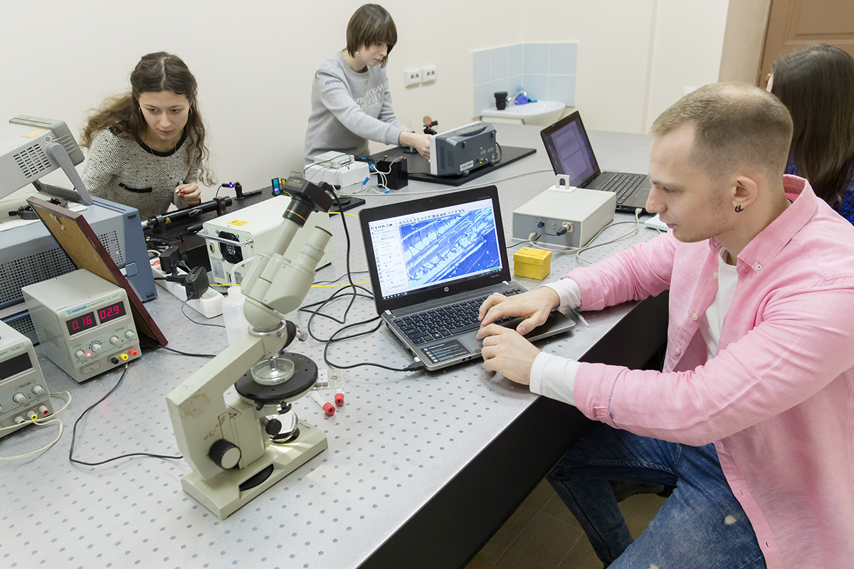 Master's Degree Program in Laser and Fiber Optic Systems