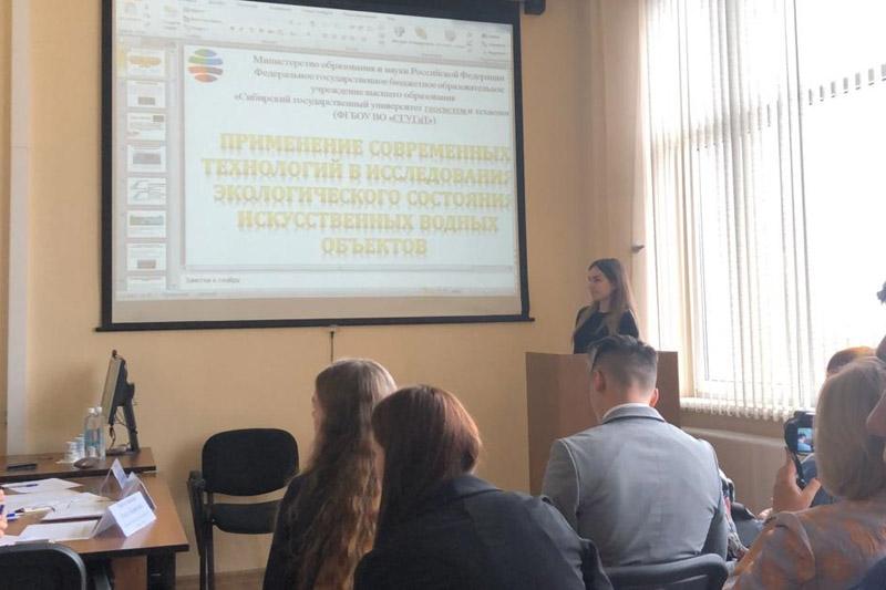 Макеев Сергей занял второе место в международном конкурсе научно-исследовательских работ