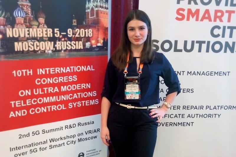 СТЦ - Политех представил два доклада на конференции в Москве