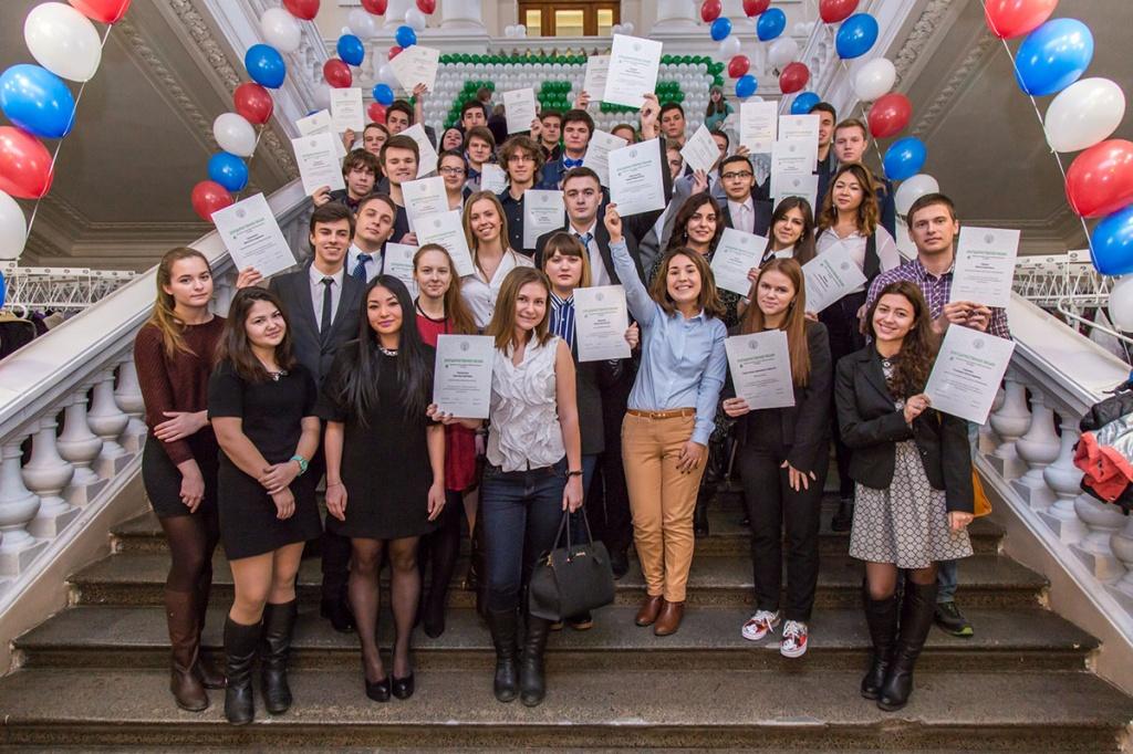 Поздравляем победителей конкурса на назначение стипендий Правительства и Президента РФ