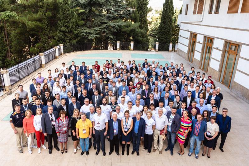 Участие в работе V Международного Форума «Микроэлектроника 2019»