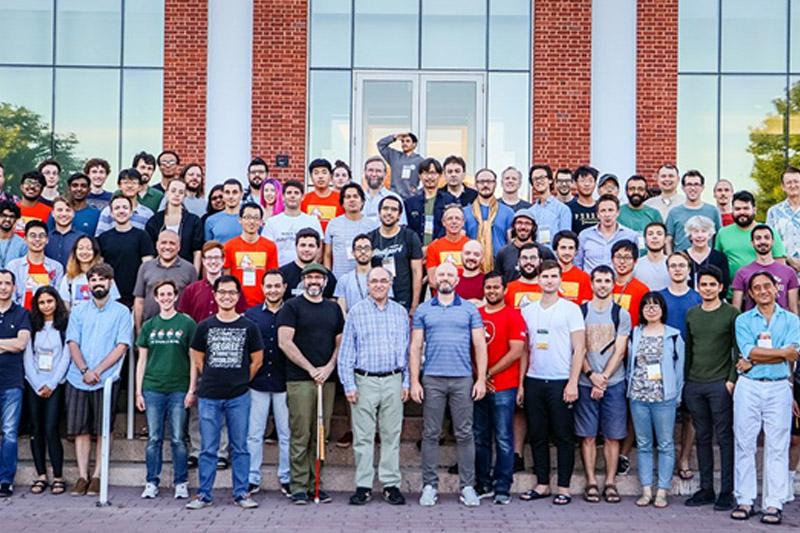Сотрудник высшей школы участвовал в мероприятии Wolfram Research