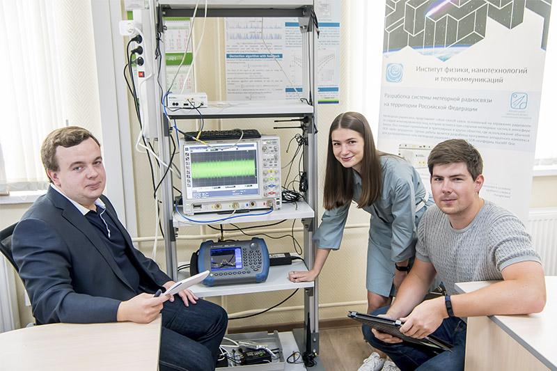 Коллектив молодых ученых ВШПФиКТ выиграл Грант Президента РФ